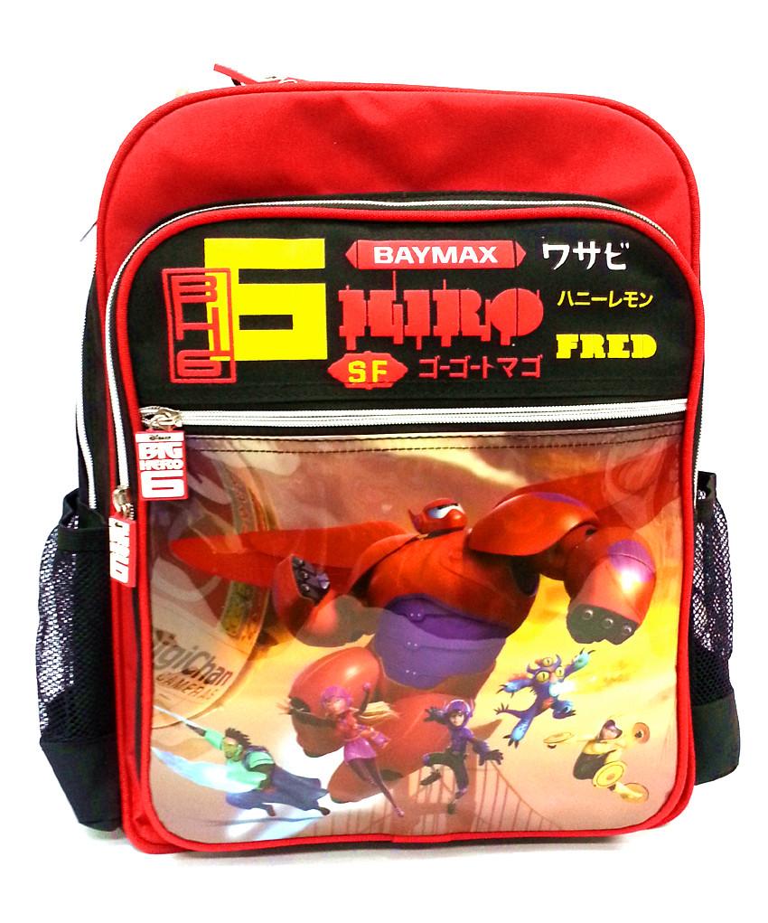 BIG HERO 6 14 INCH PRE-SCHOOL BAG-0